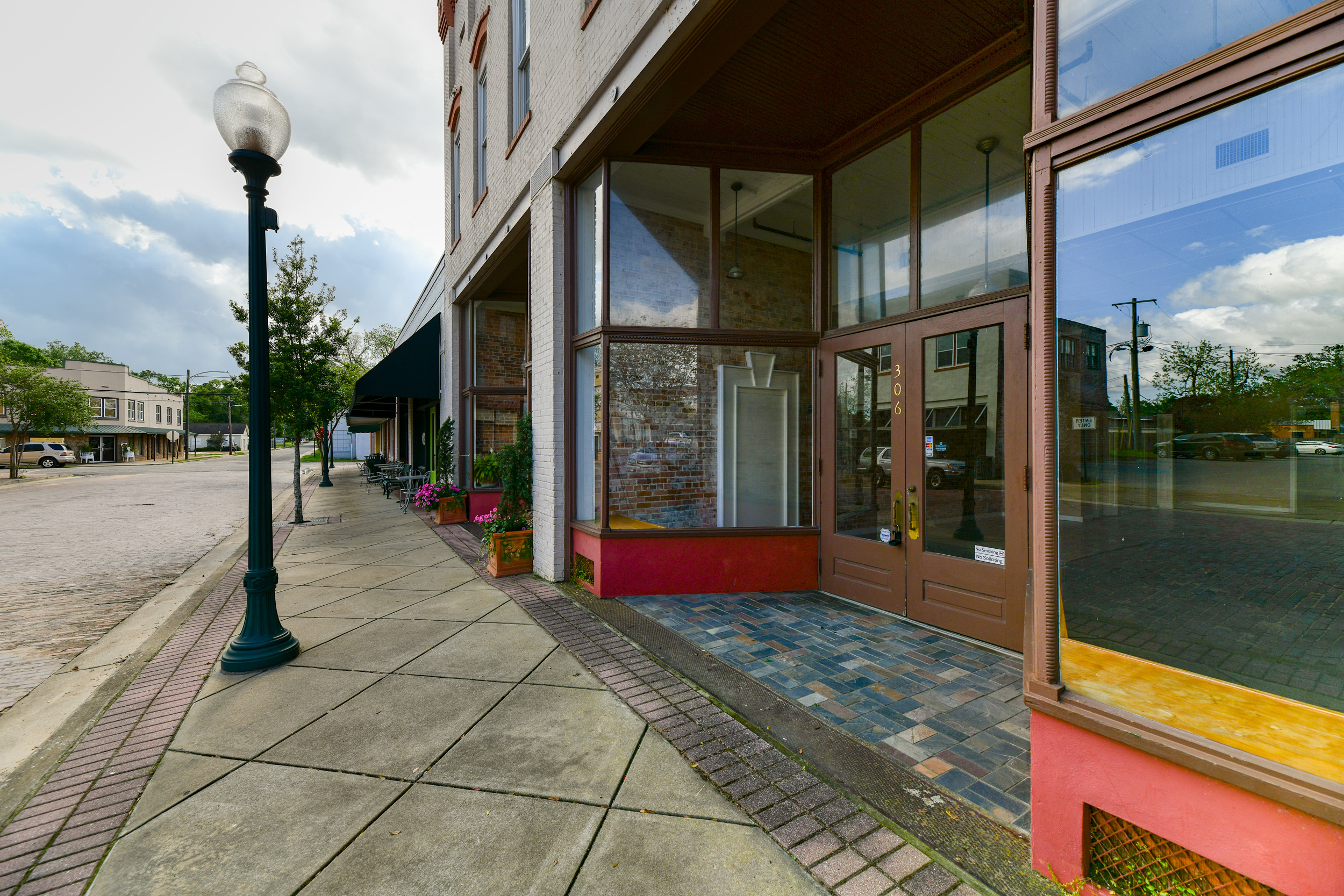 Bainbridge's fast growing Business District -