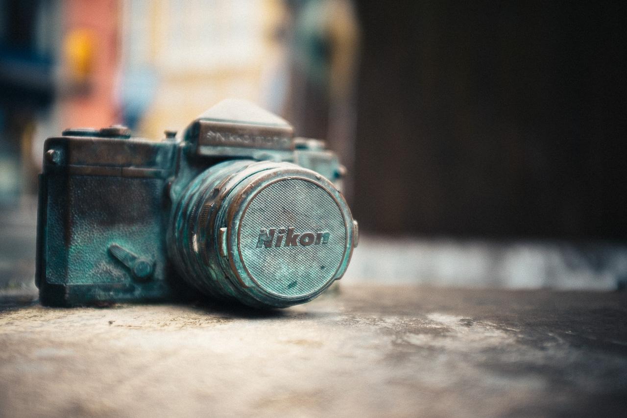 Esta cámara es dura de usar…