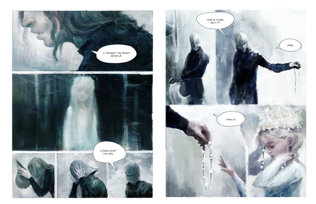 KIN Fables Graphic Novel