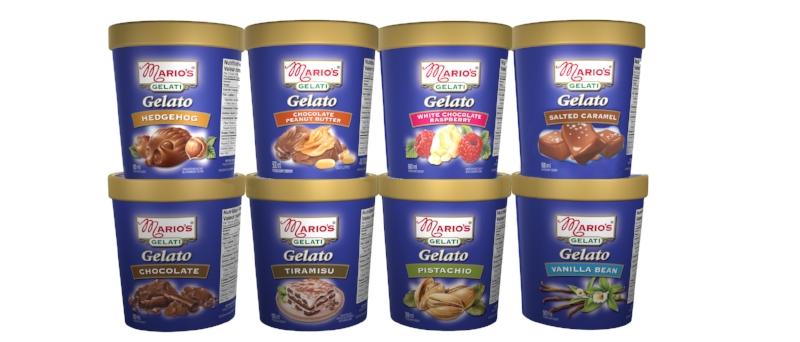gelato tubs