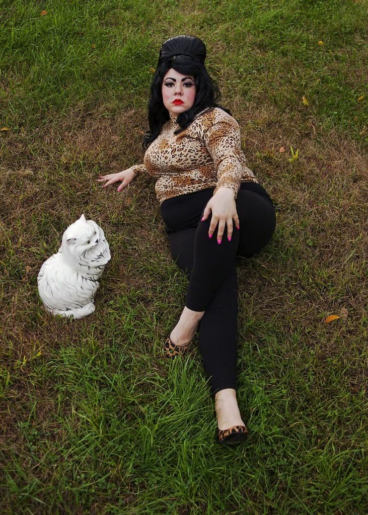 Photography by Genevieve Gaignard