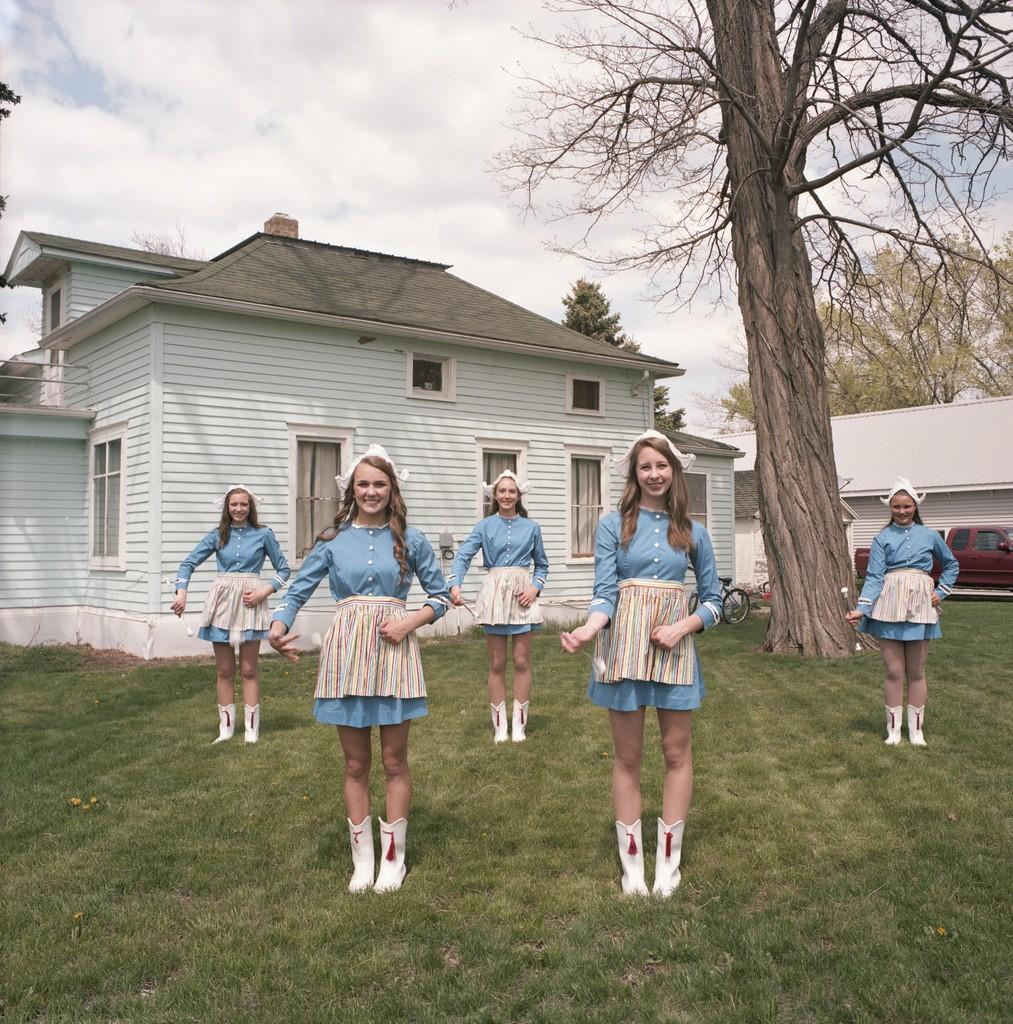 Photography by Naomi Harris