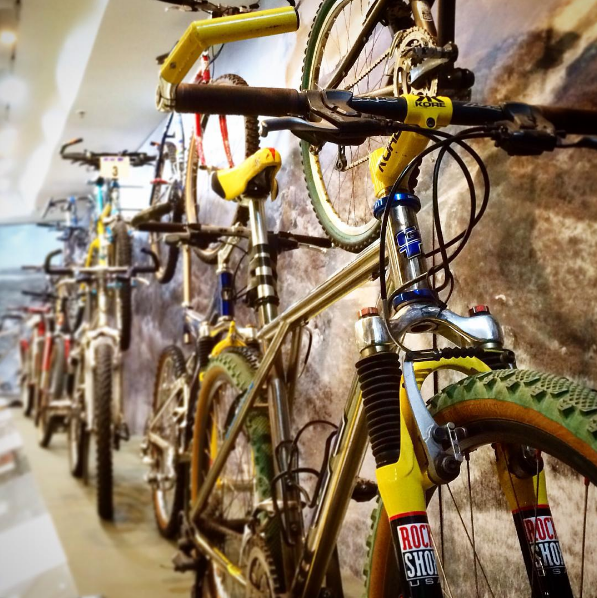 MUSEUM OF BICYCLING