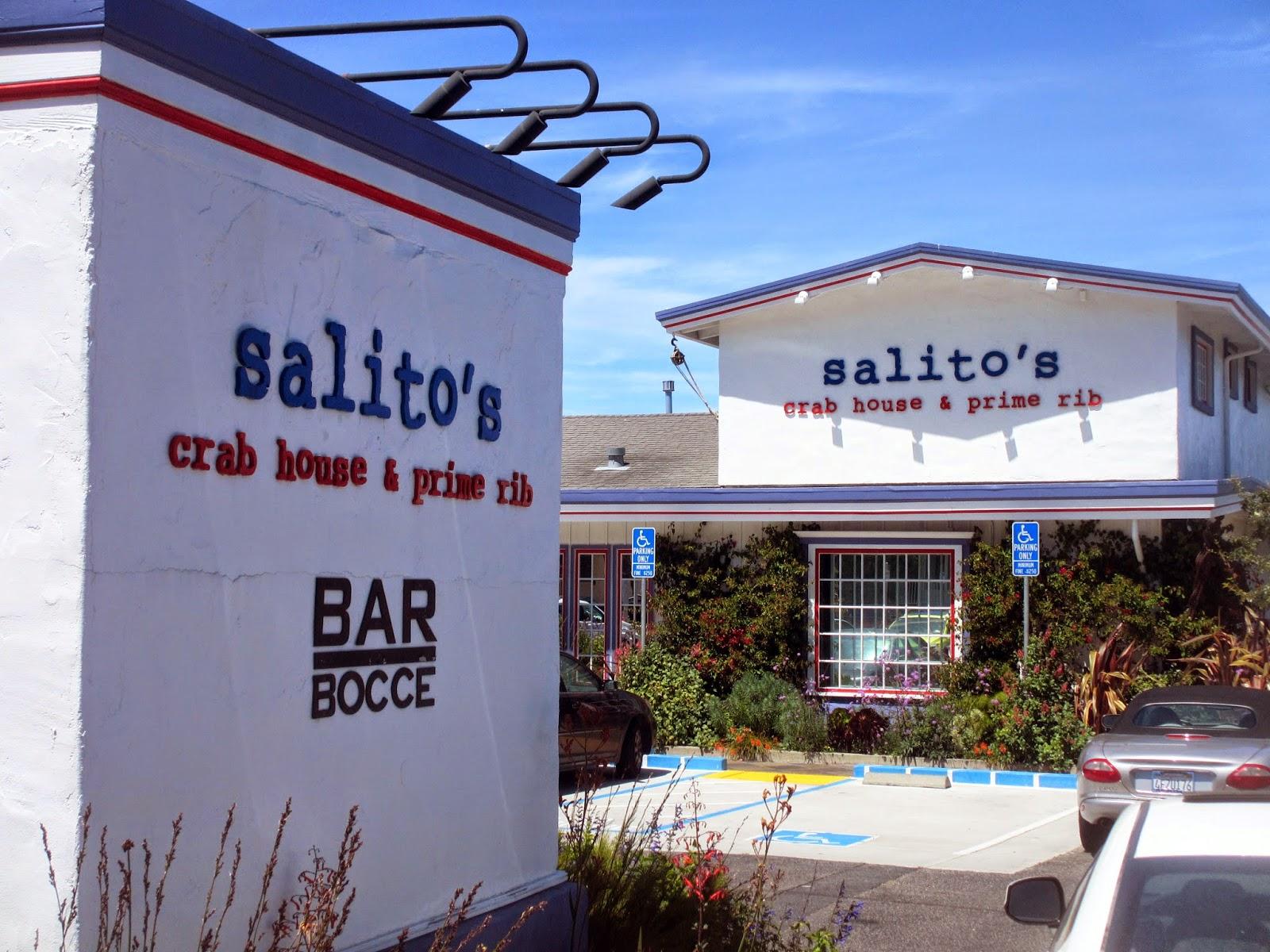 SALITO'S CRAB HOUSE