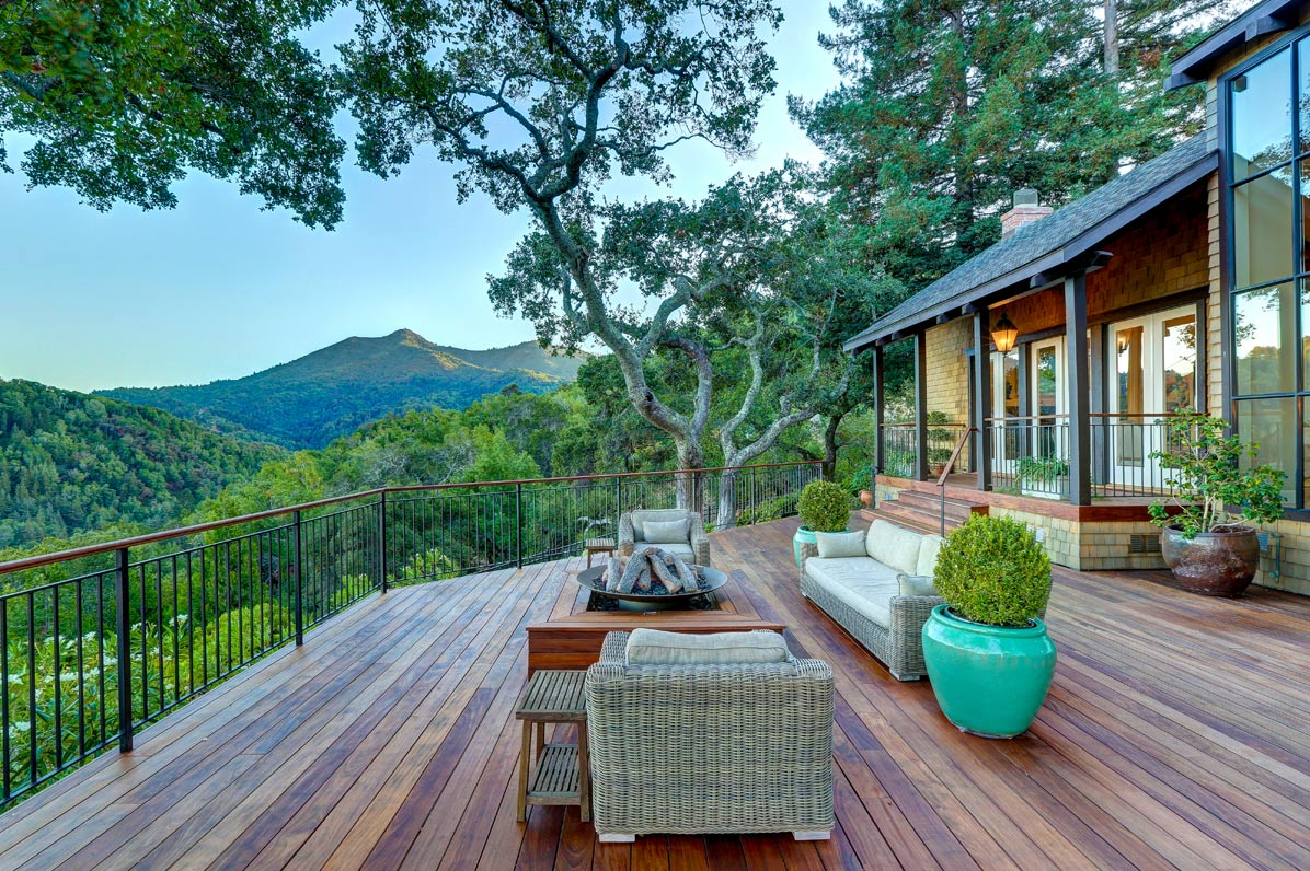 Our Favorite Homes on the Market This Week: 10.31.16 // 31 Upper Road, Ross California