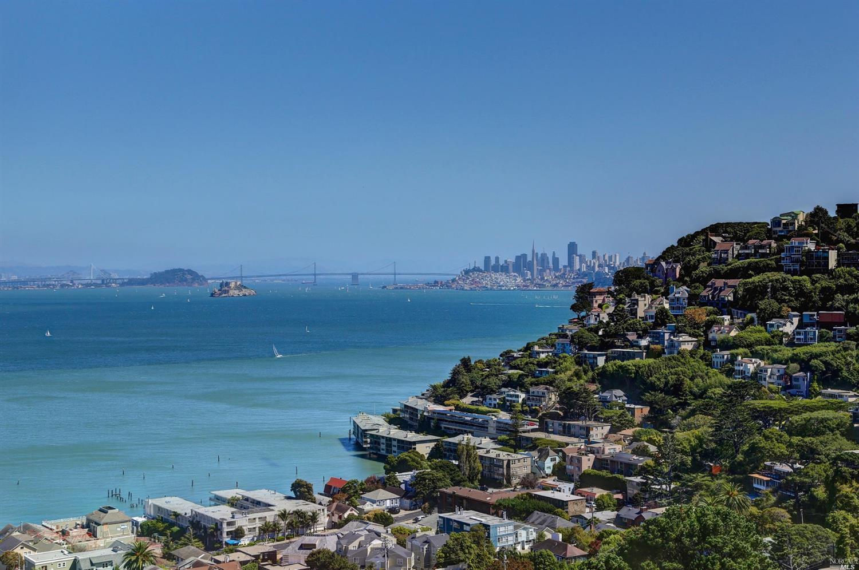 54 Lower Crescent Avenue, Sausalito, CA 94965   5 BD | 7 BA | 5,838 SF   Sale price: $5,300,000