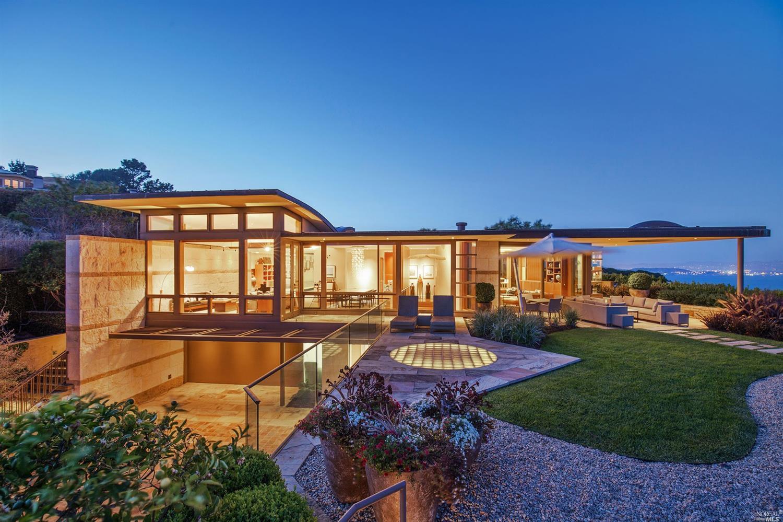 1925 Straits View Drive, Tiburon, CA 94920   4 Beds | 5 Baths | 5,400 sqft   Sale price: $9,945,000