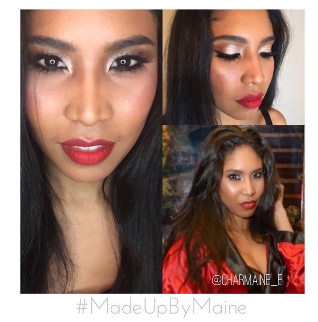 Hair & makeup makeover