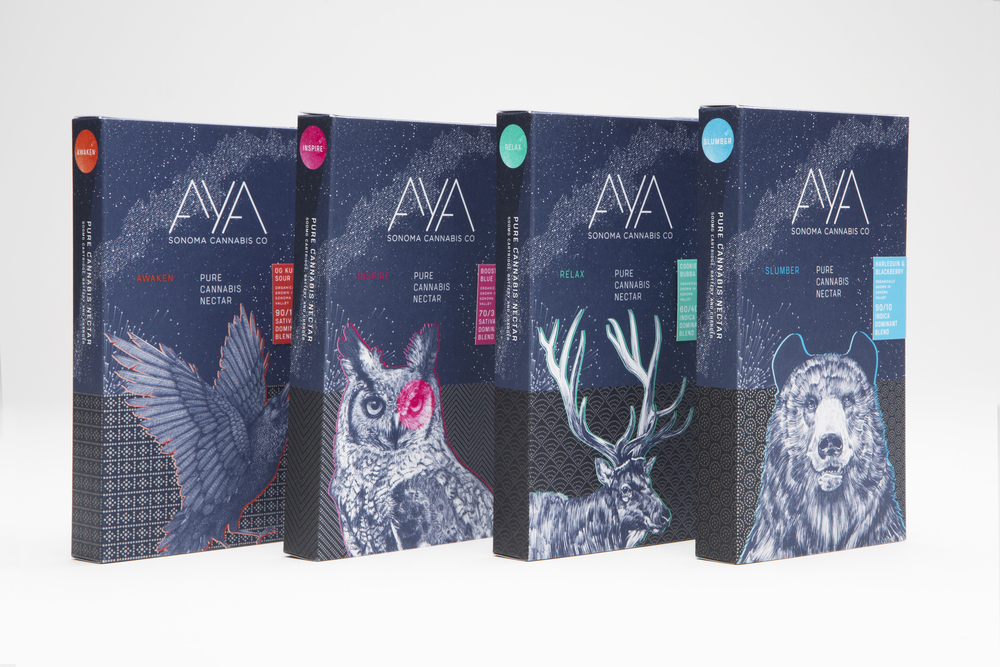 Images — AYA by Sonoma Cannabis Company