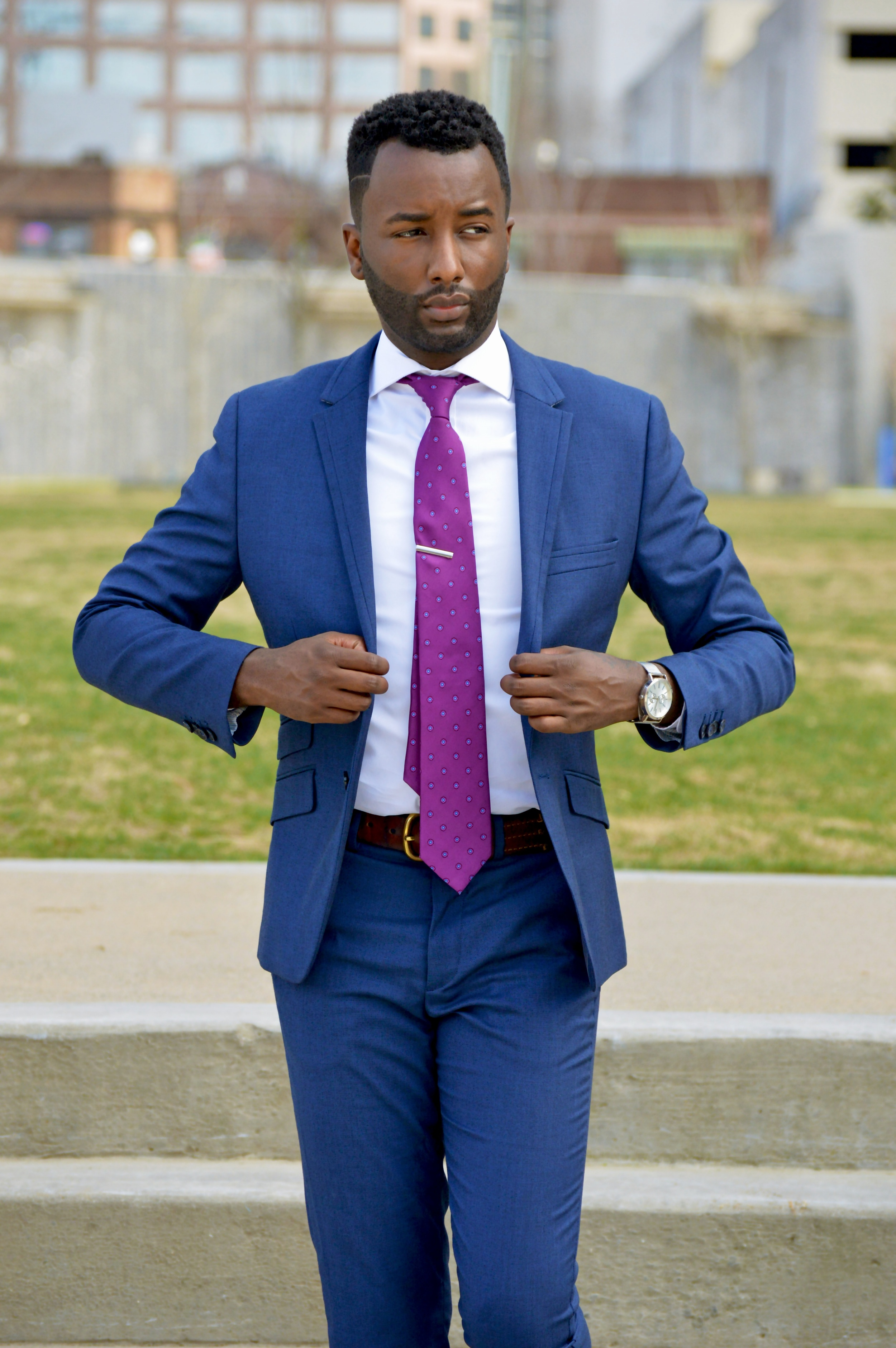 Brandon Sweetenburg,  Stylist, Blogger, & Style Influencer from Charlotte, NC
