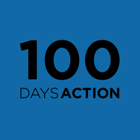 100 Days Action Events