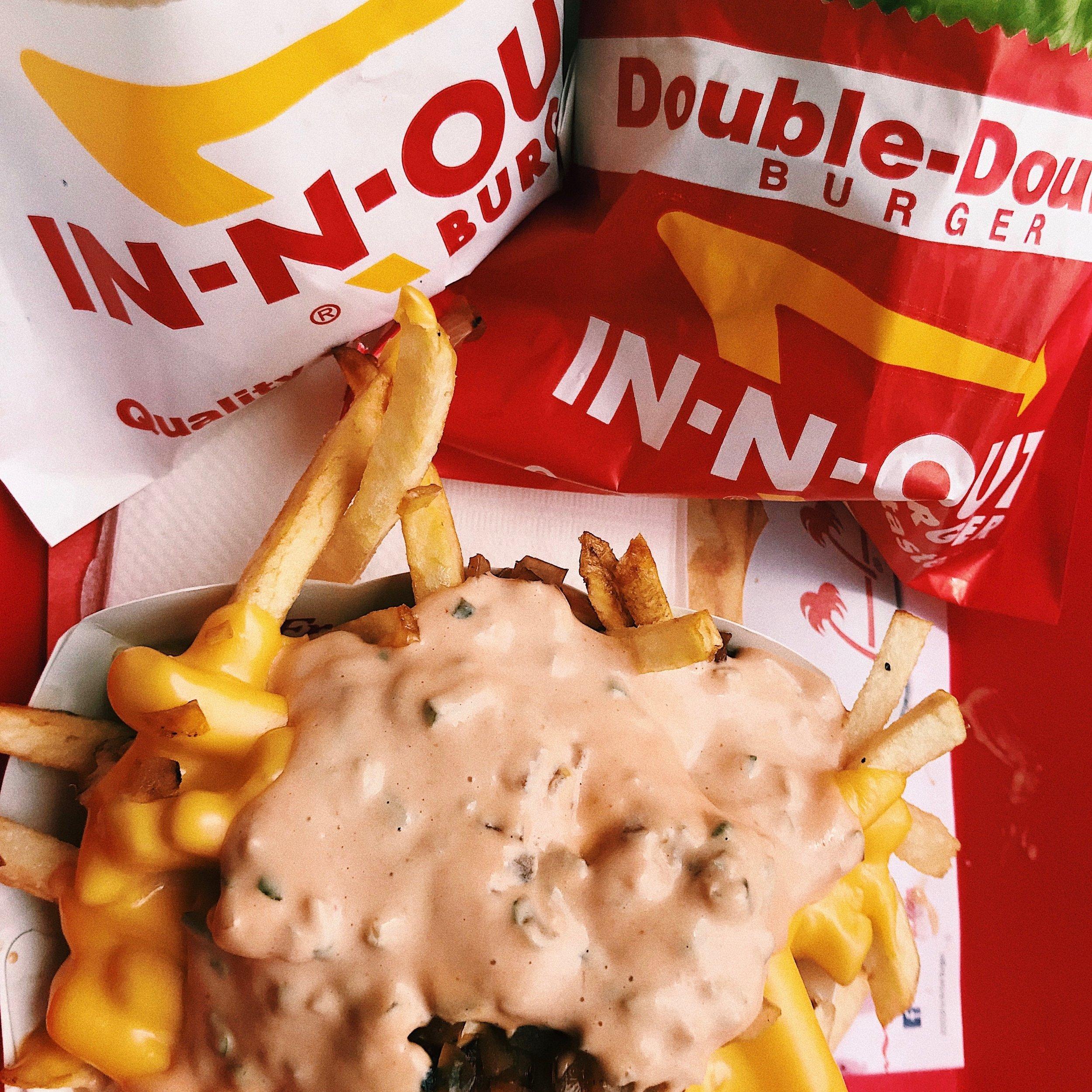 1. Animal fries