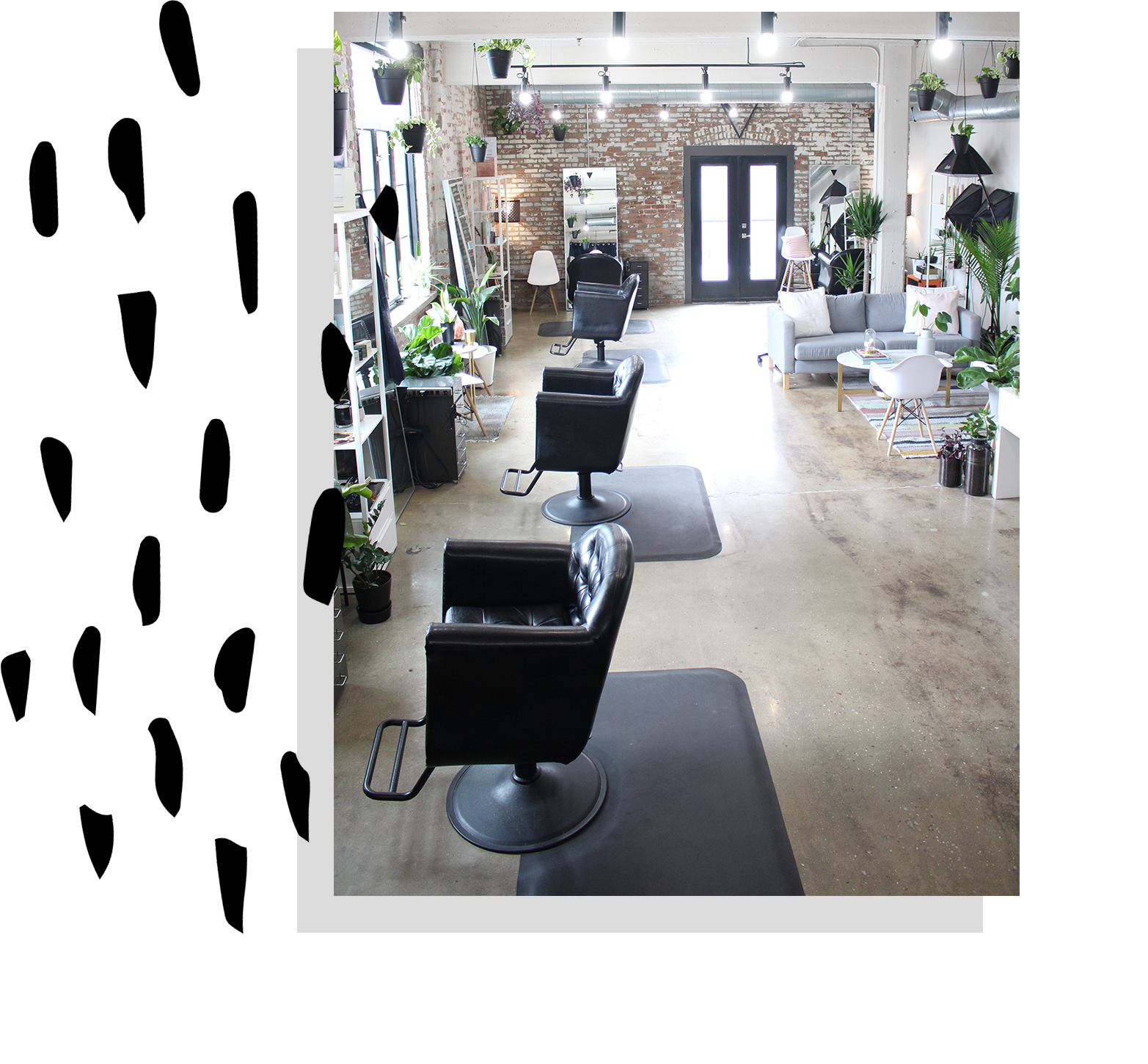A BIT ABOUT US - Located in the heart of Downtown Jersey City, on the fourth floor of the brand new Vito A Lofts building, Love Lane Salon is where the magic happens. Founded by a team of creatives that passionately respects their craft, this space was dreamt up to be innovative and eccentric, but most importantly personalized.The team at Love Lane Salon is by no means ordinary. Each technician has a unique specialization backed by years of top industry training and education. Love Lane Salon was built on a foundation of beauty, style, precision, and integrity. Those ideals will never be compromised. #INHAIRWETRUST