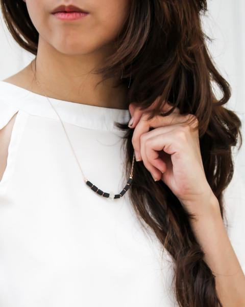 RADIATE WITH A POSITIVE ENERGY NECKLACE.