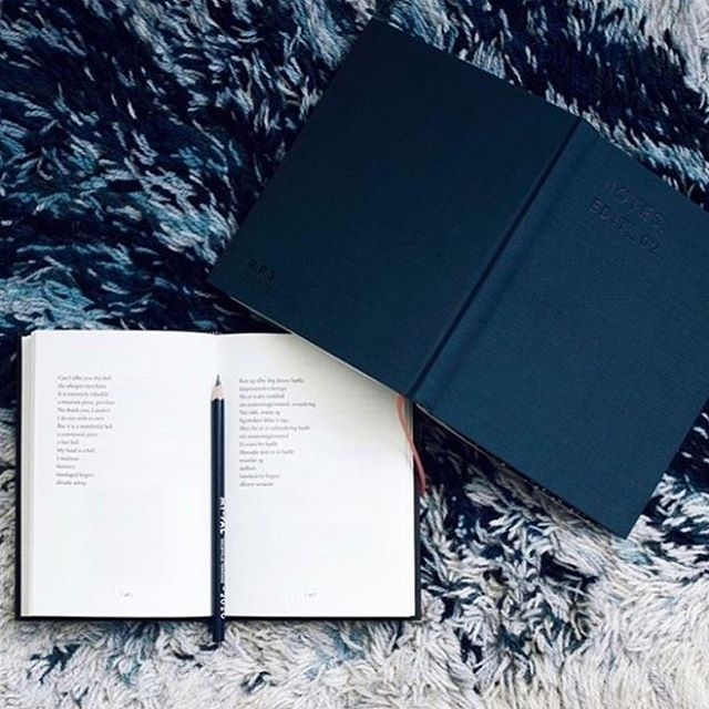 Shopping for a Graduation or Father's Day Gift? We think this classy journal covered in a solid navy fabric is perfect! #giftsforher #giftsforhim (link in profile)