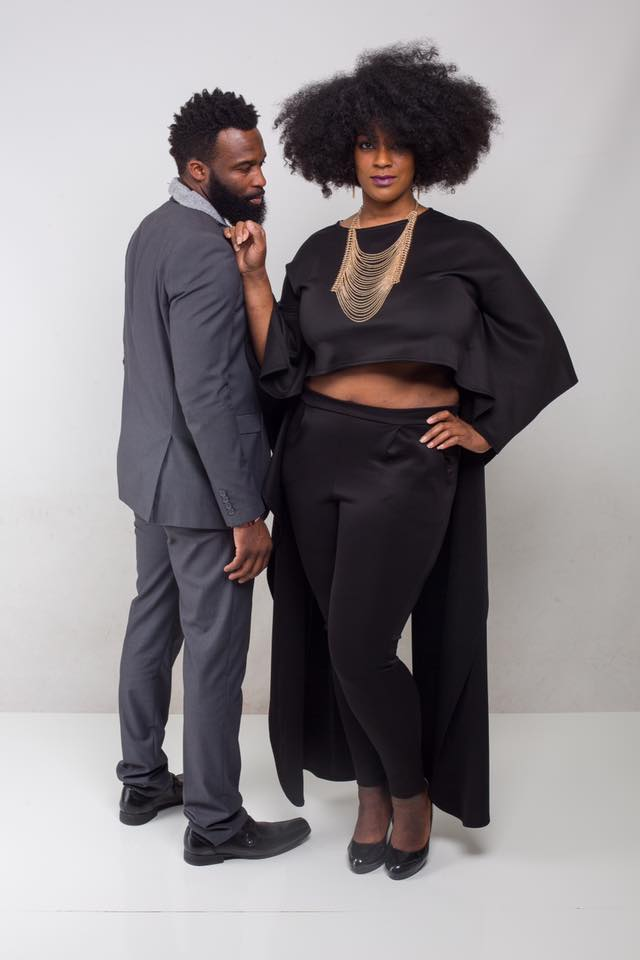 Models- Antonio Dilworth, Zuri Johnson  Stylist- All Is Fair In Love & Fashion, RaeShanda Johnson  Photographer- Joe Goodwin