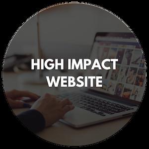 HomeLifeLocal High Impact Website Portland Oregon
