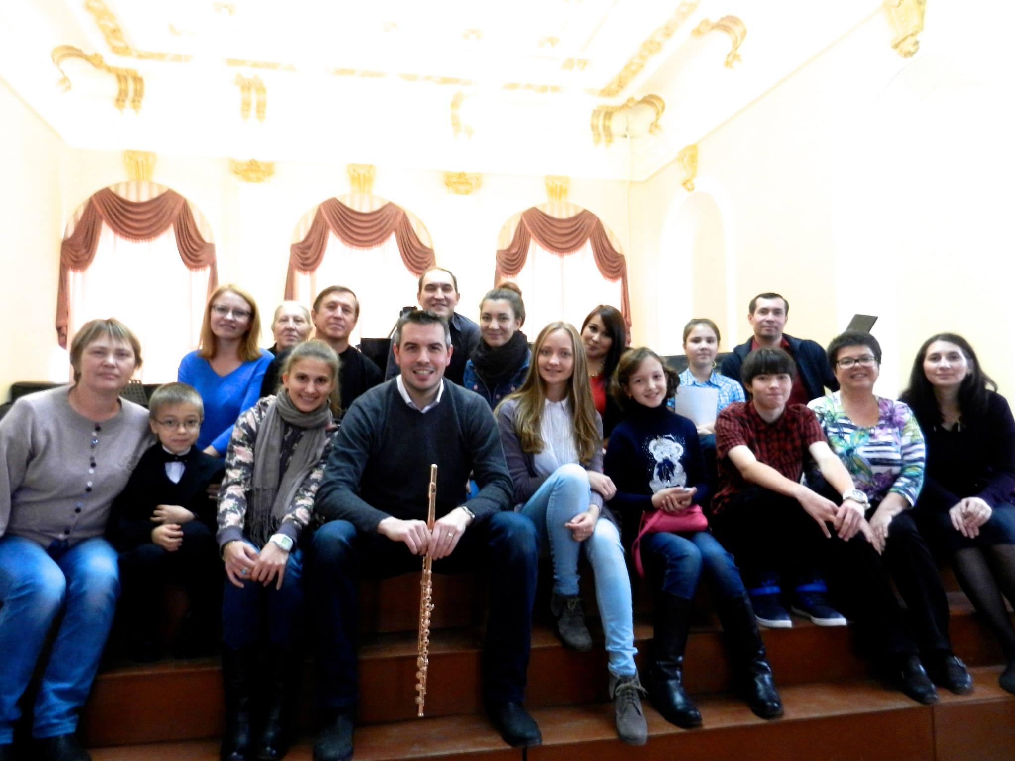 Kazan Flute Class