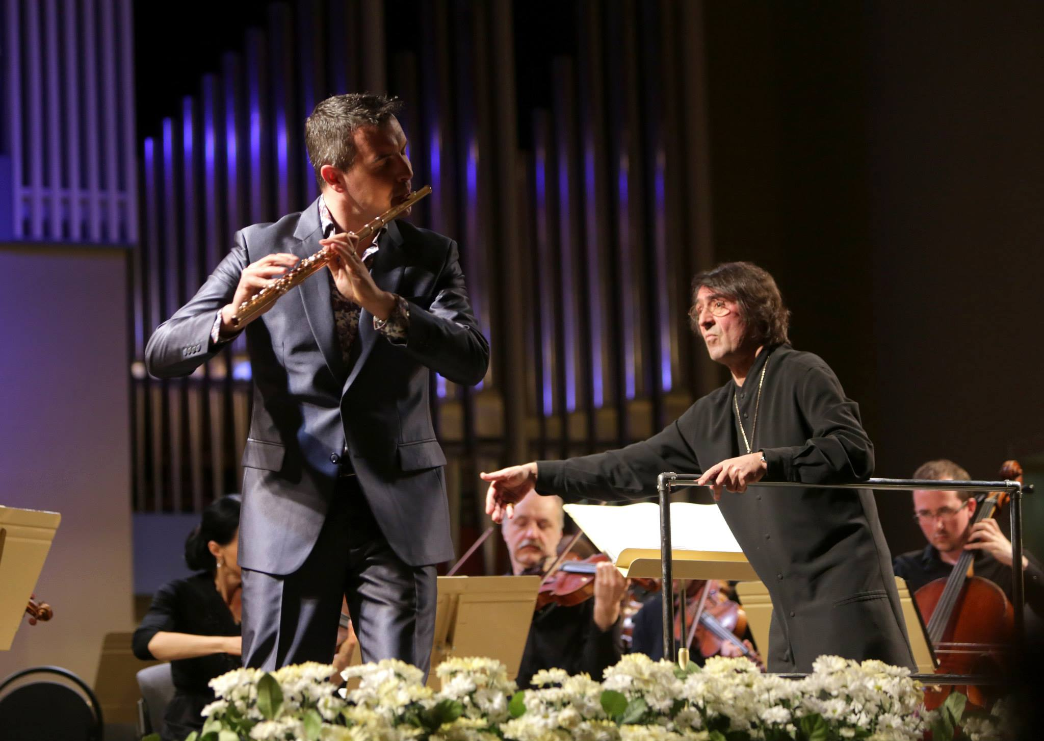 Concerto with Moscow Soloists & Yuri Bashmet