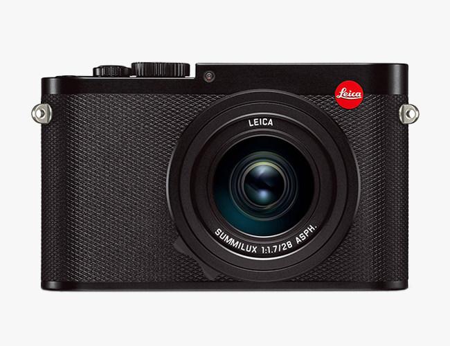 Sensor: Full-frame 24MP  Lens: 28mm f/1.7  Unique Features: Manual focus, hi-res viewfinder