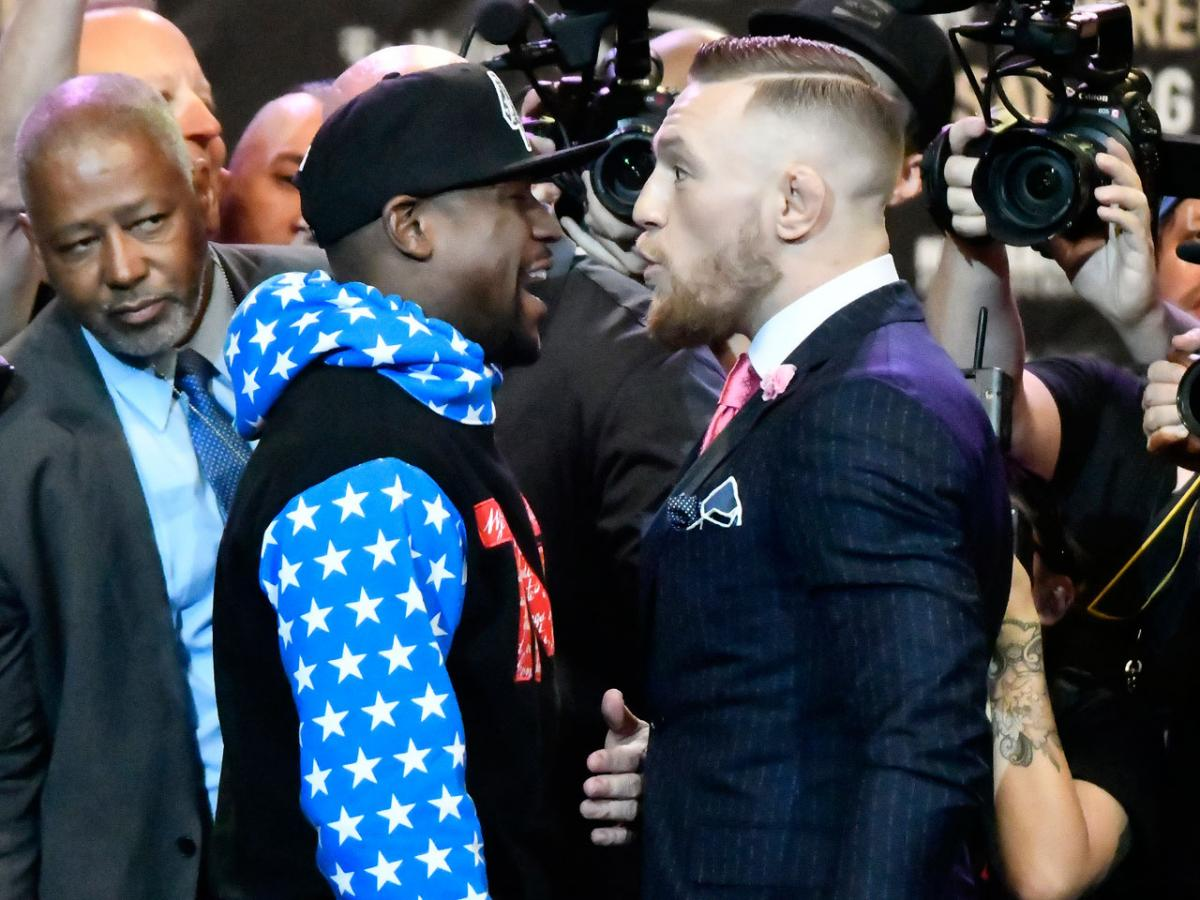A Bad Lip Reading of Mayweather vs McGregor - Bad Lip Reading