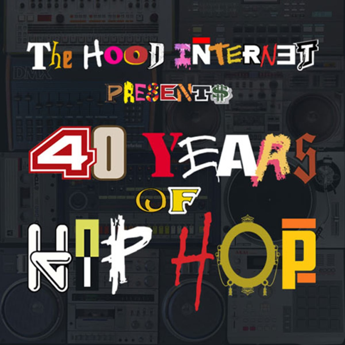 40 Years of Hip Hop Cut Into One Song - Boing Boing