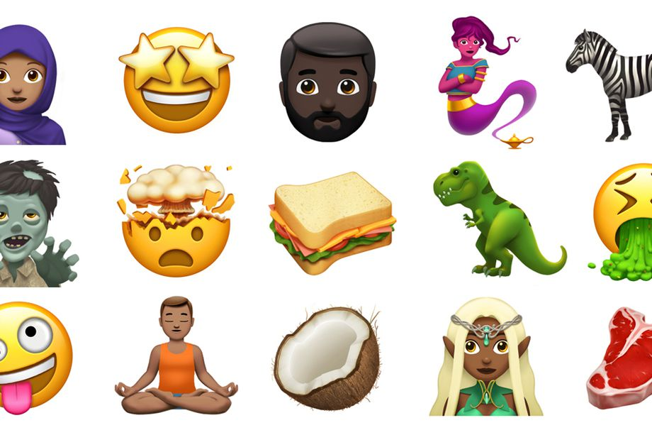Apple Shows Off New Emoji Coming to iOS and macOS - The Verge