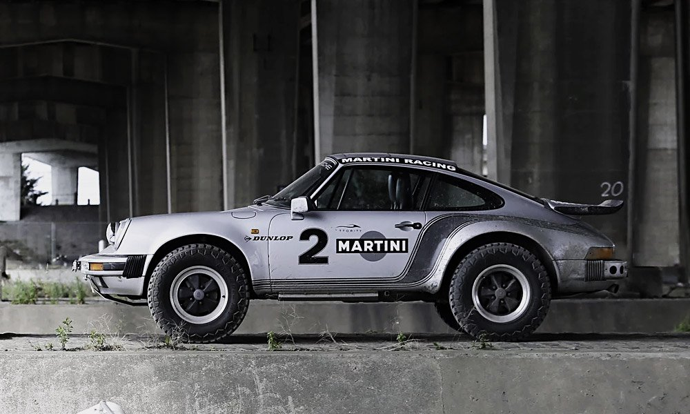 Own One of Three Off-Road Porsche 911s - The James Edition
