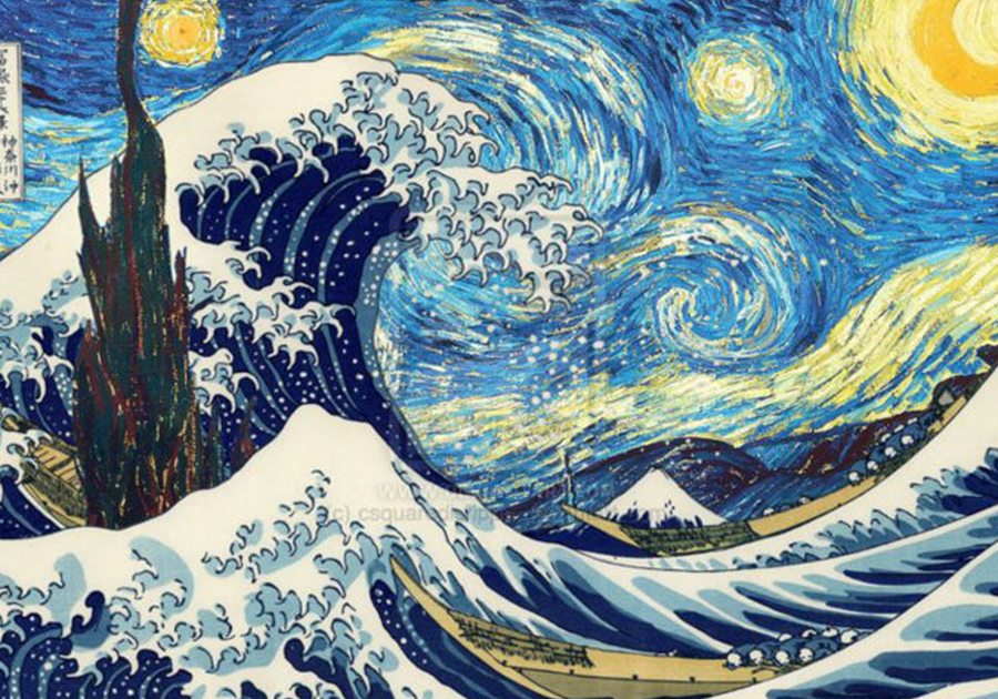 A Short History of the Great Wave in Popular Culture - Acclaim