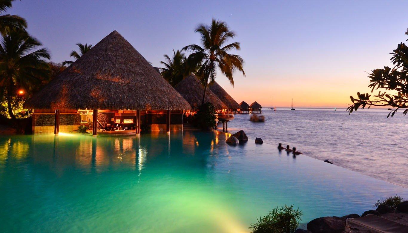 #10: InterContinental Resort - Tahiti, French Polynesia
