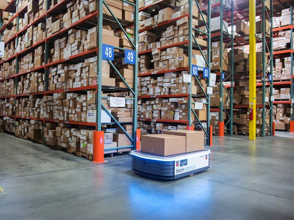 Your Online Shopping Habit Is Fueling A Robotics Renaissance - WIRED