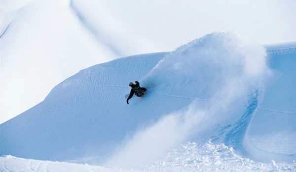 Can Surfing Save Snowboarding? - STAB