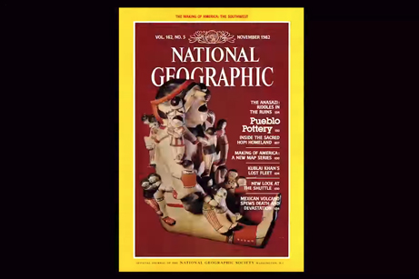130 Years of National Geographic Covers - National Geographic