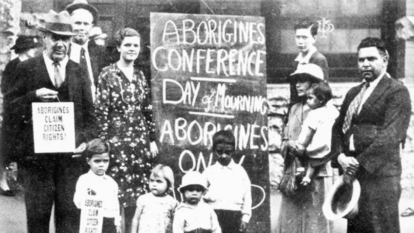 80 years after the Day of Mourning the message for Australia Day still rings true - VICE