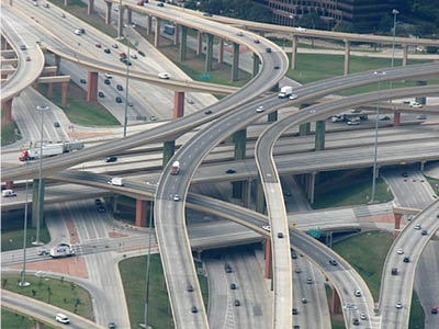 A Hypnotic Video Of Traffic (Seriously...) - YouTube