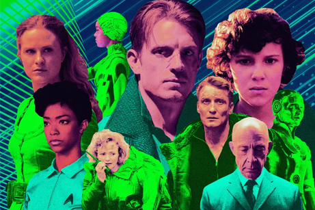 The Great Sci-Fi Boom of 2018 - The Ringer