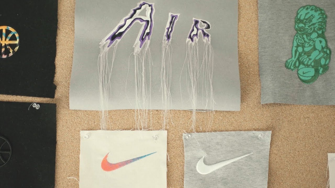 How Nike Designs For An Nba Athlete - The New York Times