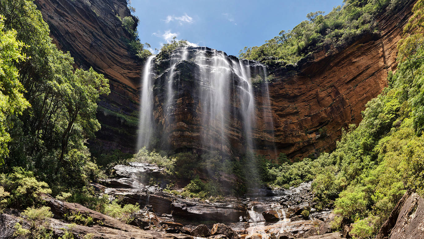 The Best Waterfalls in Sydney - TimeOut