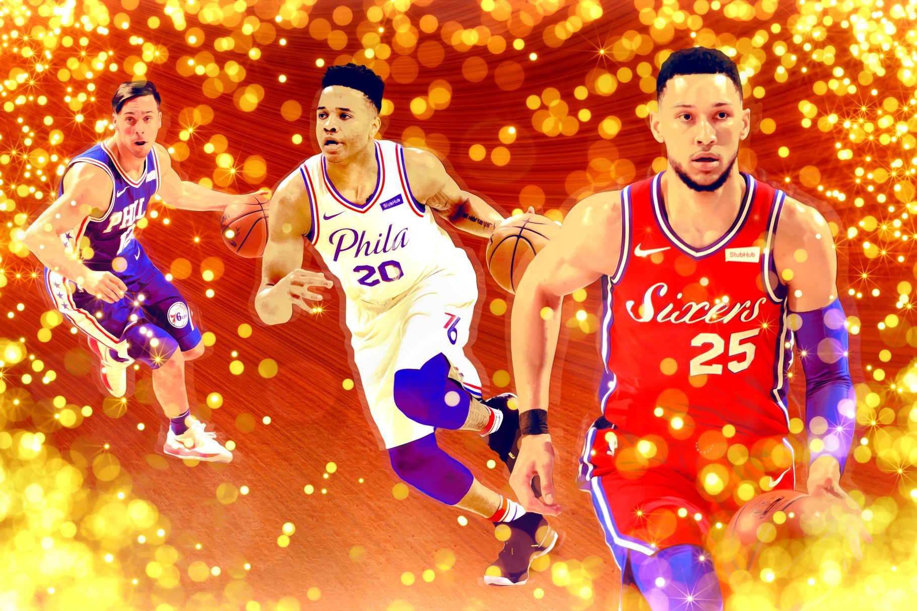 A Modern History of the Point Guard in Philadelphia - The Ringer
