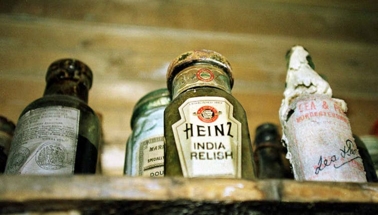 A Brief History of Ketchup - The Conversation