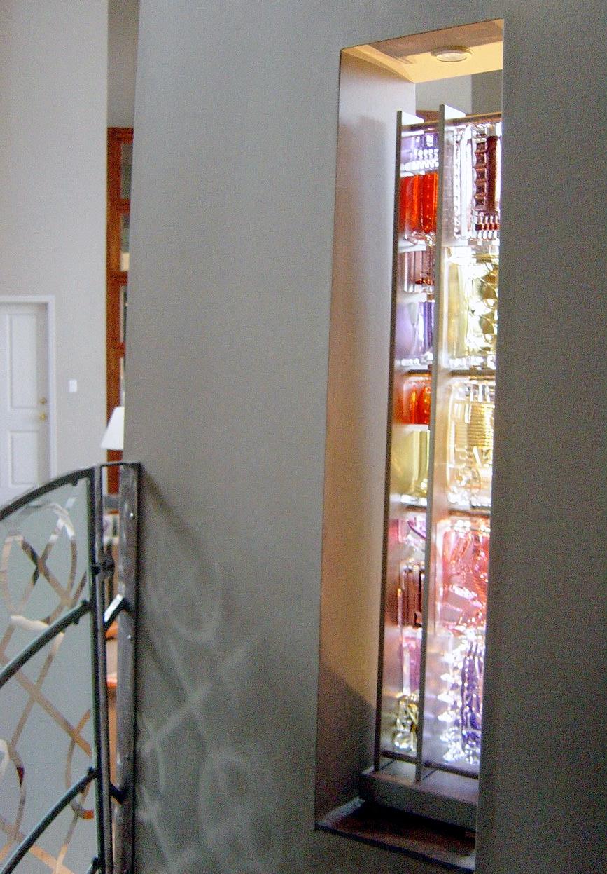 Art Glass, Michael Mikula, Architectonic Blown Glass Sculpture-064.jpg