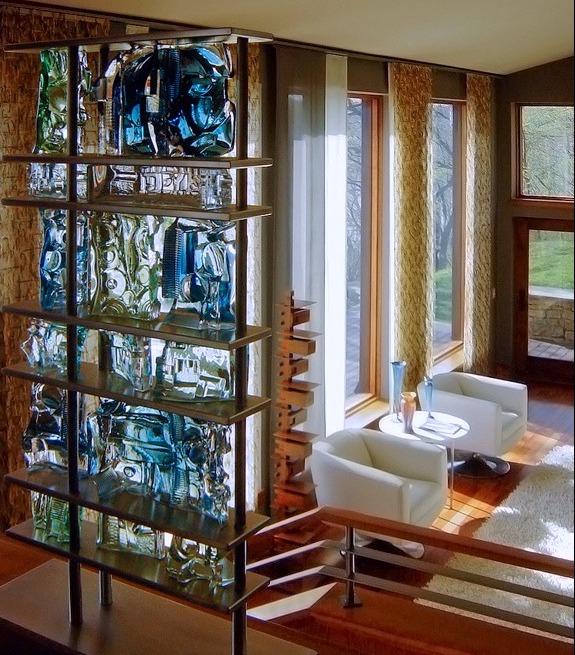 Art Glass, Michael Mikula, Architectonic Blown Glass Sculpture-065.jpg