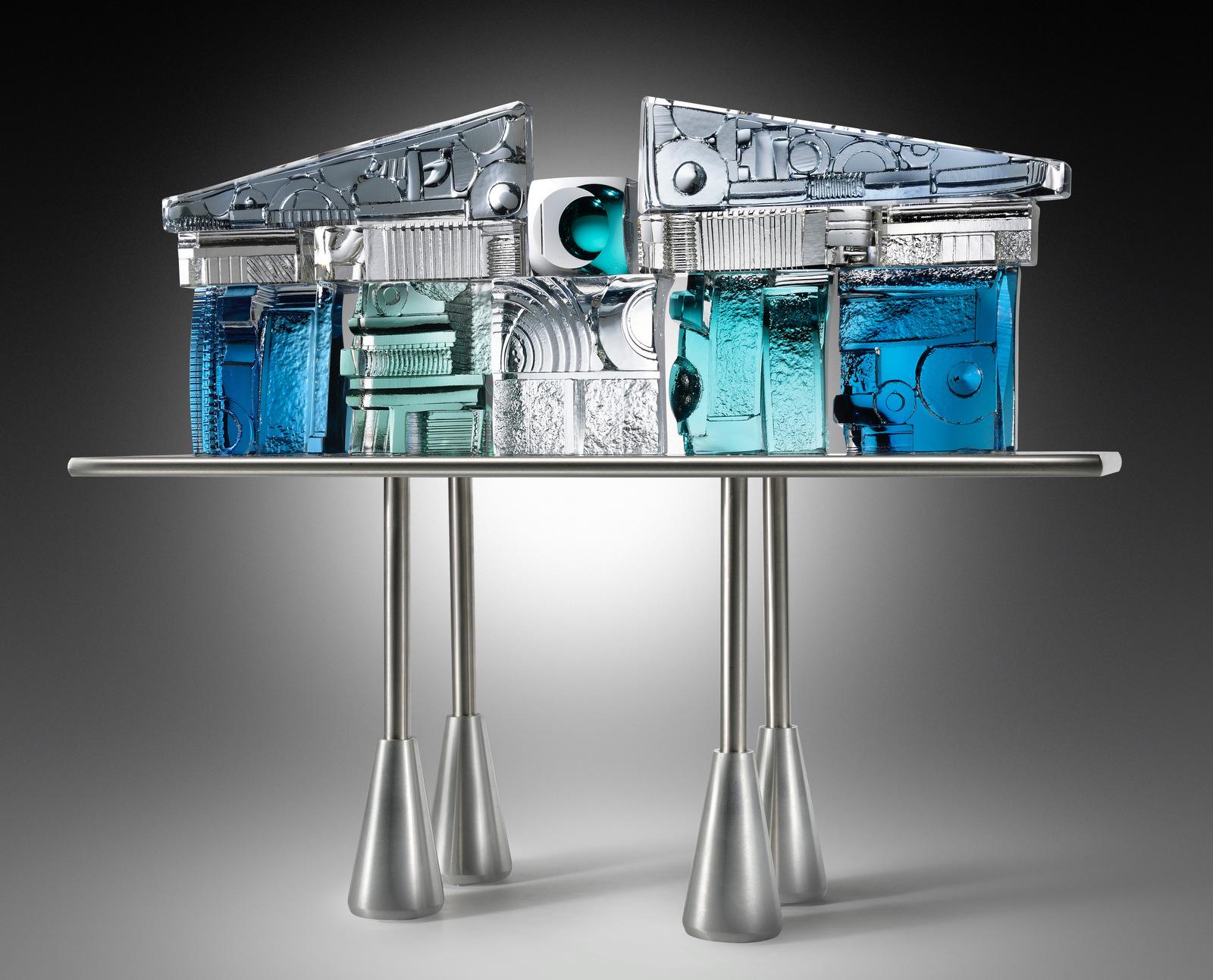 Glass Sculpture Commissions, Michael Mikula, Fine Art-002.jpg