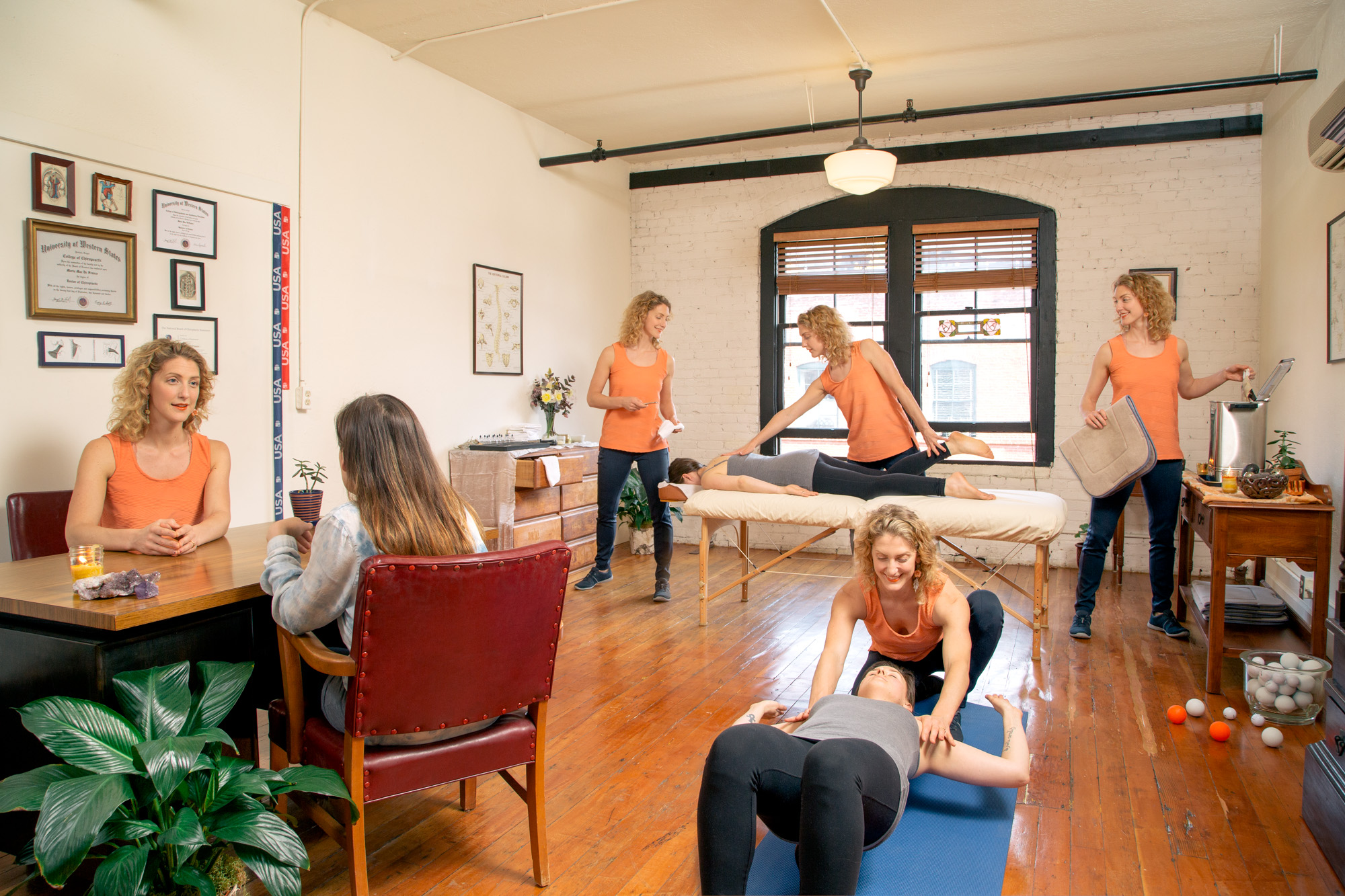 OM3 Body is a Holistic Chiropractic office that meets patients where they are and helps to take them (and their bodies) where they wish to go with their health and well-being.