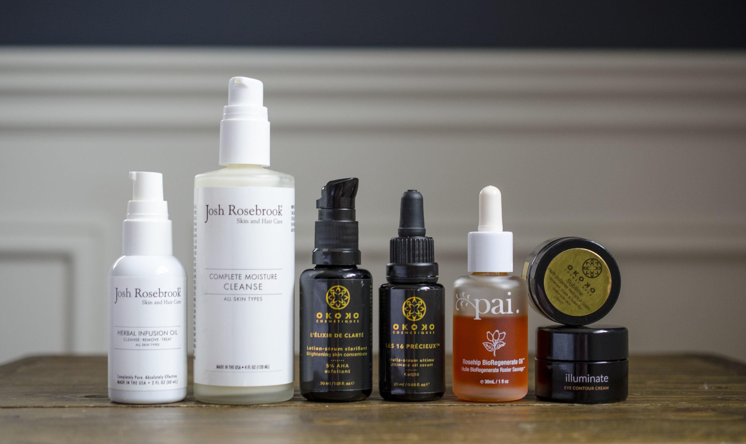 Evening Skincare Routine — kimmyp