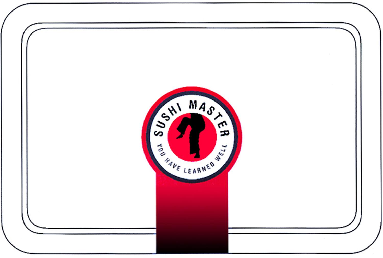 Sushi Master – package design