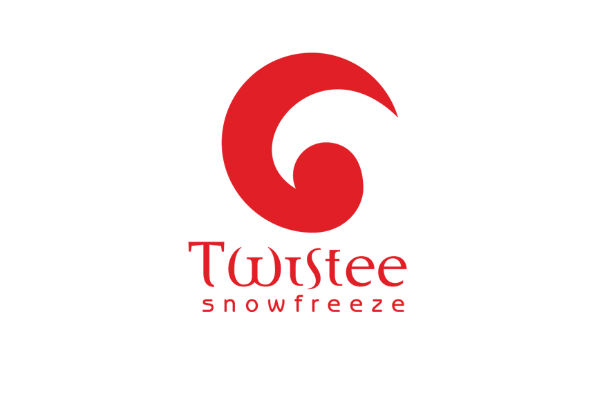 Twistee – Snowfreeze ice cream