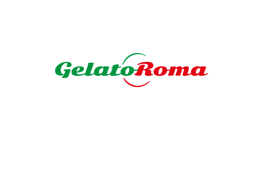 Gelato Roma – Logo (linear version)