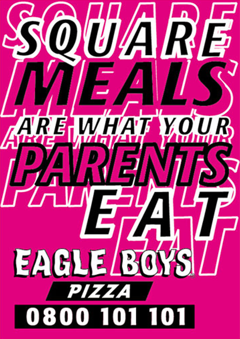Eagle Boys Pizza – Metrolite poster (2 of 2).
