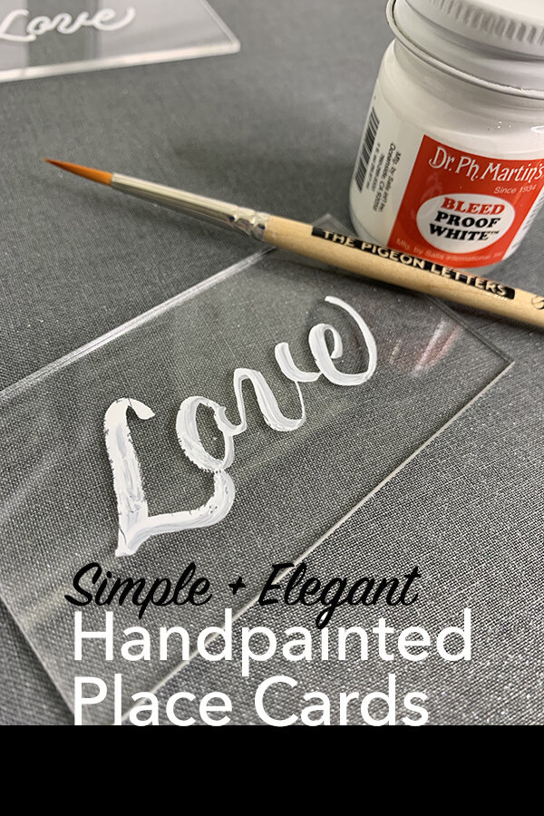These brushes from The Pigeon Letters are a favorite.  Check them out!